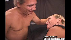 Slut Wife Visits FUCKED UP Electro Dr