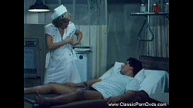 Vintage hairy Nurses