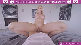 VRBangers.com-Busty Milf Brandi Love Cheats On Her Husband For The First Time xxx image