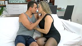 Hairy Pussy Of Valerie Voss Got Fucked Deep