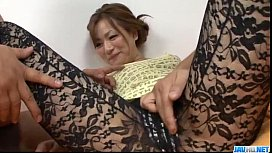 Yukina Momose horny milf fucked until exhaustion&