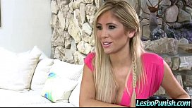 chaneltasha Horny Lez Girl Get Punish With Toys By Mean Lesbo mov