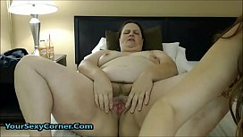 Granny Showing Granddaughter Few Naughty Lesbo Stuff