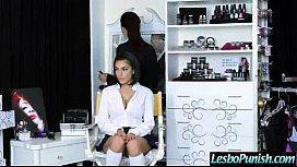 Lesbian Girls darciejelena In Punish Sex Scene On Cam video