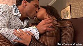 Rachel Roxxx &amp_ Rachel Starr'_s Threesome Fuck