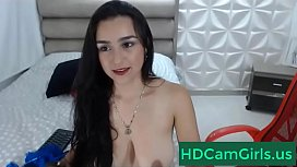 Horny Brunette Babe show on Cam - watch more at HDCamGirl.us