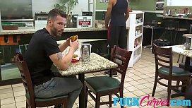 Mandy Muse In Booty Meat Sandwich