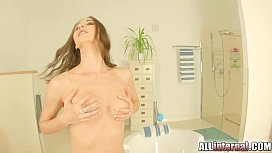 All Internal Russian gets her pussy creampied xxx image