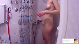 Stop spying on me in the shower!