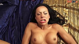 Latina Milf Likes it Rough xxx video