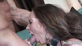 Hot pornstar Kelly Divine fuck and cum in mouth