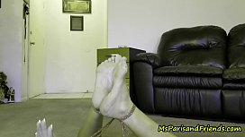 Housewife Bondage Foot Worship 2