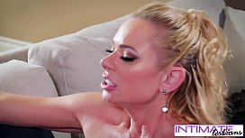 Watch Jessica Jaymes and Briana Banks Licking pussy and fucking each other