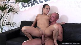 Melonechallenge Awesome creampie after perfect hard fuck with Mea Melone sex image