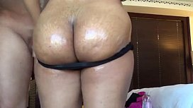Big-Ass Indian Bhabhi Bedroom Fucking With Her Horny Husband