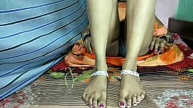 Horny Hot sexy Anita bahbi getting fucking boyfriend with Hindi audio