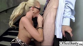 Sex Tape With madison scott Big Tits Hard Worker Girl In Office clip