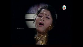 Kannada Old Actress Pankaja Hot Massage From Rati Manmatha Movie