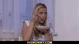 Lesbian fun with mom and at the kitchen xvideos preview