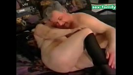 WWW.SEX-FAMILY.COM - Grandma and granpa busted