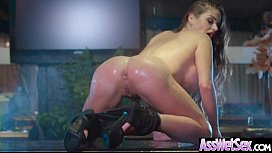 Big Wet Ass Girl Cathy Heaven Get Oiled And Hard e Analy Banged clip
