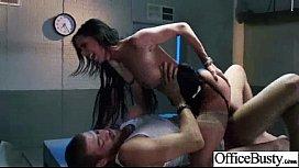 brandy aniston Office Slut Girl With Big Juggs Like Sex movie