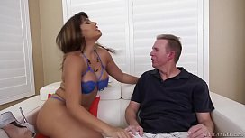 Military wife needs anal sex - Mercedes Carrera and Mark Wood