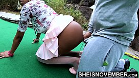 Real Public Creampie And Close Up Cum Dripping Out Of Msnovember Tiny Black Pussy In Slow Motion , Great Little Thick Booty And Thighs Fuck In Doggystyle , Clothed In A Mini Skirt With Blonde Hair , Get Cum Inside Her Shaved Pussy HD Sheisnovember