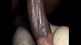 Negão arrombando o cu do passivo branquinho