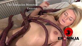 The Tentacles Monster Gemma Valentine