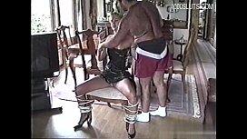 Sexy wife hard anal