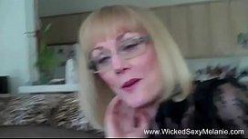 Cum On Granny'_s Sweet Face