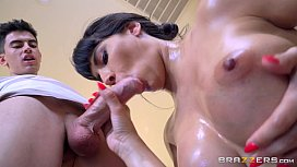 Brazzers - Mercedes Carrera gets oiled up and fucked xvideos preview
