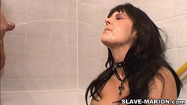 Dirty Piss Drinking Slutwife xxx image