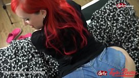 My Dirty Hobby - Redhead BBW queen of asses! xxx video