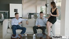 TUSHY Wife Gapes For Her Brother In Law dawnwillow blowjob