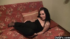 Two cute bestfriends have fun together for the cam