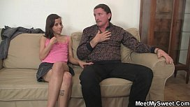 She seduces father and mother in law into some