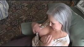 Sensual Granny April