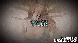 Have some POV fun with Allison Tyler