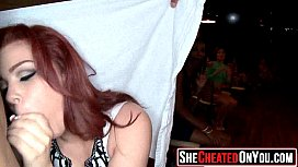 36 Great  Women at cfnm stripper party fucking 07