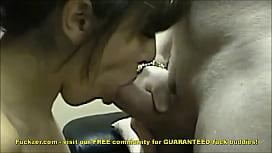 Homemade Amateur Girl Gets Big Facial Reward