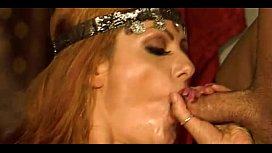 Asia D'_argento drilled by her two fuck slaves