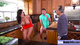 Hard Intercorse Tape With Sexy Busty Wife Reagan Foxx Mov-21