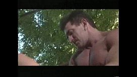 Hot Brunnete Sucks Big DIck, then Gets Fucked in Pussy, Ass
