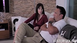 Evil Foster Dad Fucks His Newly Adopted 18yo d.- Alex Coal