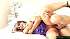 Mature BBW pussyfucked in lingerie