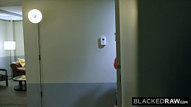 BLACKEDRAW Curvy Beauty Fucks BBC HARD On First Date