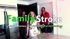 Fantasy Son and Mom Slippery Taboo - FamilySTROKE.net HD Porn