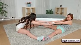 Sapphic Erotica Lesbos Free xxx video from www.SapphicLesbos.com 21